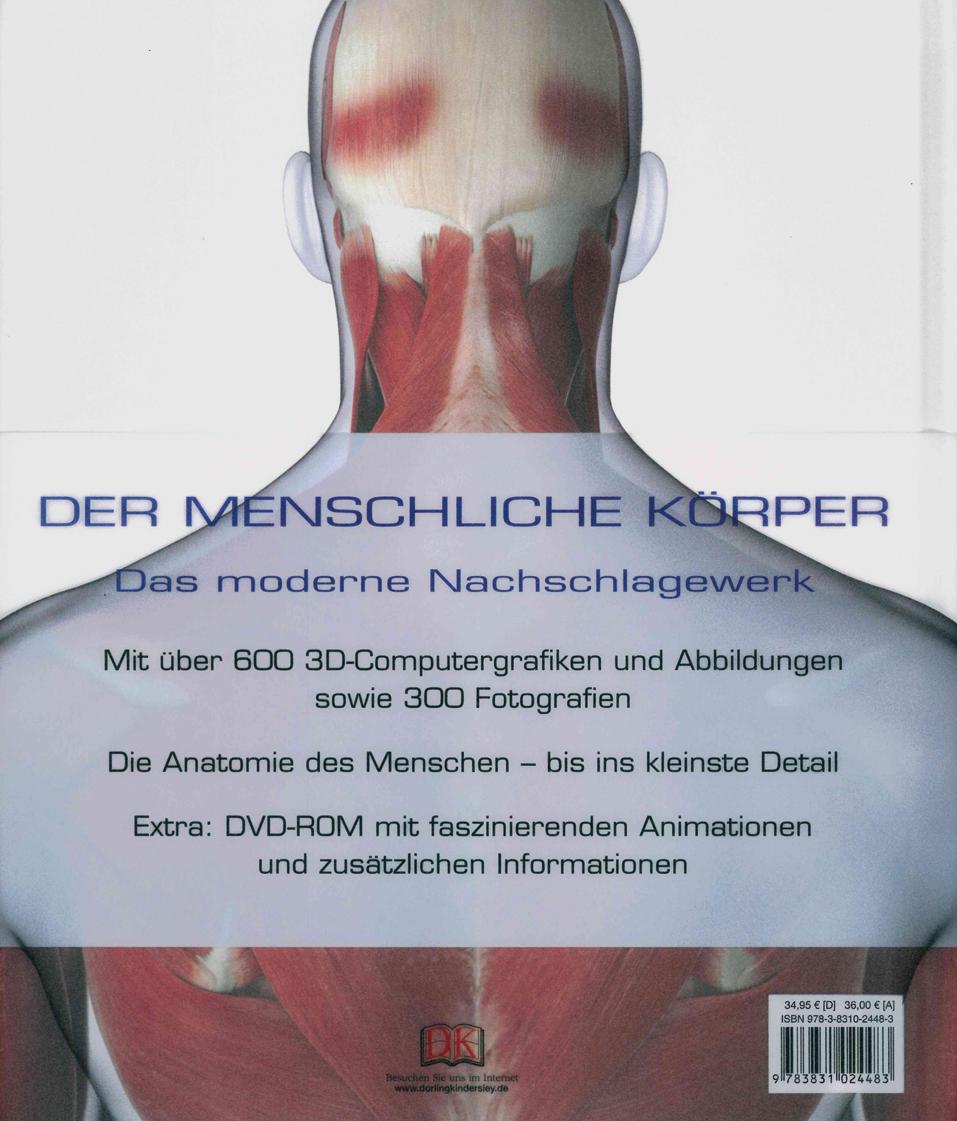 Der menschliche Körper - Europäische Penzel-Akademie